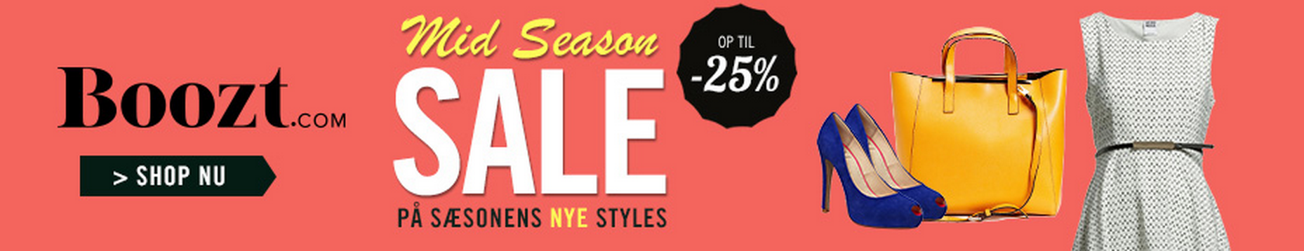 Boozt Mid Season Sale