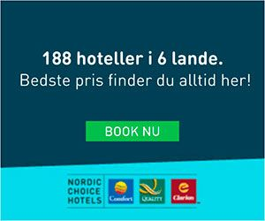 300x250 Nordic Choice Hotels banner